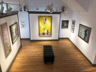 Joseph Plaskett: The Centenary Exhibition, installation view