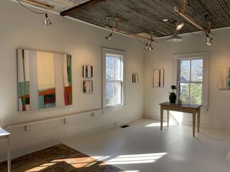 Becoming, installation view