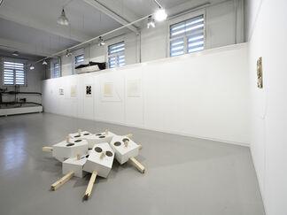 Euroland, installation view