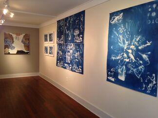 Peggy Cyphers: Future Byzantium, installation view
