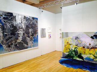 Pulse Art Fair, Booth C7, installation view
