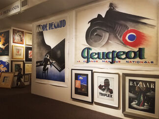 Innovators of the Art Deco Poster: The Greatest Collection in the World, installation view
