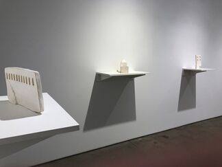 William Carroll - Skyline   Gerard McCarthy - Sculpture for the Home, installation view