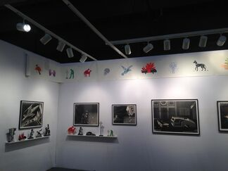 P.P.O.W at ADAA: The Art Show 2015, installation view
