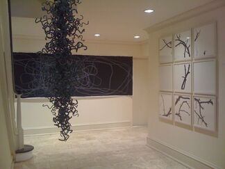 Twisted, installation view