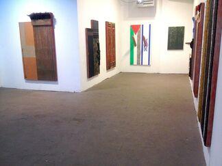 Stephen March: Recent Tribes Works, installation view
