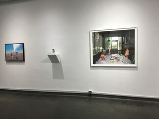 Docufiction, installation view