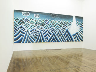 Andreas Schulze, 'looking and listening', installation view