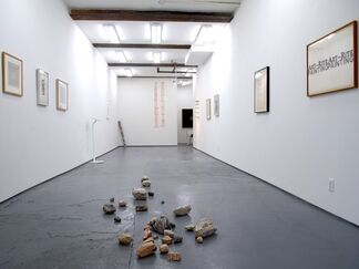CON/TEXT, installation view