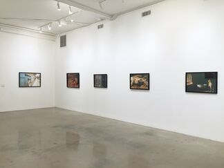 Sean O'Neal: The Strength and the Spirit, installation view