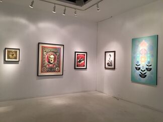 Meridian Group Exhibition, installation view