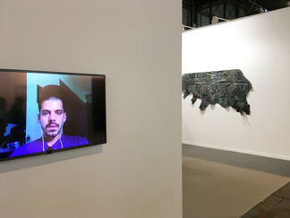 Mite at ARCOmadrid 2017, installation view
