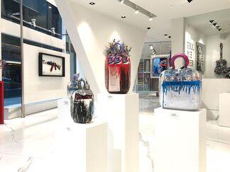 Fred Allard: Basket Bling, installation view