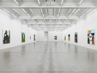 Henry Taylor, A Portrait Show, installation view