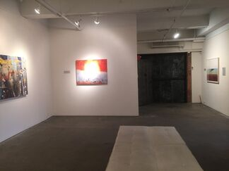 Michael Haggiag: Close Encounters, installation view