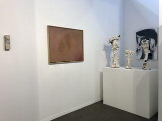 Galerie Christophe Gaillard at Art Brussels 2019, installation view