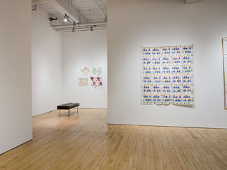 Jennifer Levonian: Shake Out Your Cloth, installation view