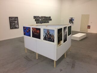 clean-cut evil one obscures (Nicole Clouston and Bruce Eves), installation view
