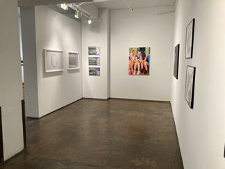 CANVASSING THE BOROS 2020, installation view