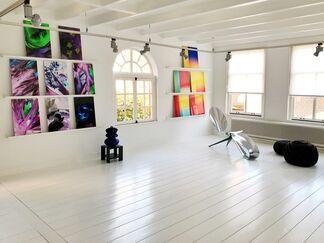 Christiane Richter Exhibition, installation view