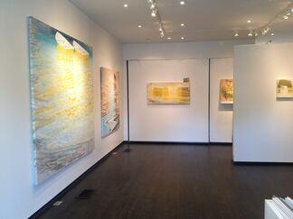 Carole Bolsey - New Paintings, installation view