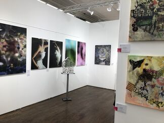 Insight Gallery at Affordable Art Fair New York Fall 2019, installation view