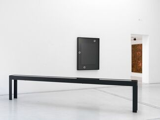 "Luigi Carboni - ""L'occhio si nasconde"", installation view"