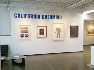 California Dreaming, installation view