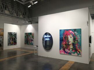 Worldart at Investec Cape Town Art Fair 2018, installation view