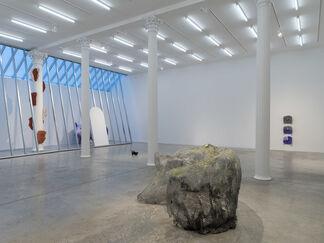 Germanic Artifacts, installation view