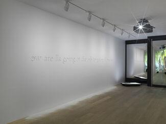 Douglas Gordon, installation view