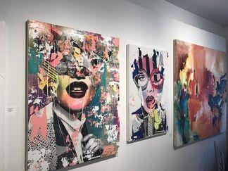 McCaig-Welles at Aqua Art Miami 2016, installation view