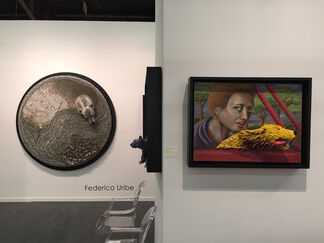 Adelson Galleries at Art New York 2017, installation view