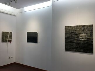 Old Sails, installation view