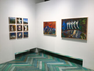 Toward Home, installation view