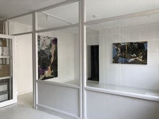 AUGMENTED NATURE, installation view