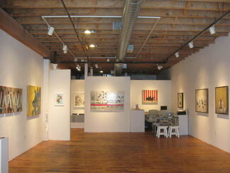 Pamela Murphy & Nina Tichava: New Work, installation view