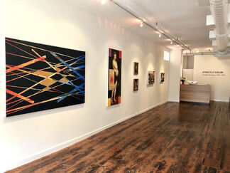 STRICTLY COLOR | Osvaldo Romberg 1968 - 2018, installation view