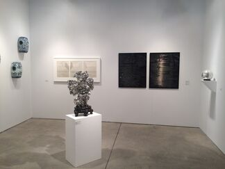 Haines Gallery at Art Miami 2015, installation view