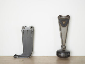 James Capper: Mountaineer, installation view