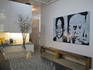 TAKE ONE Group Show, installation view