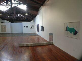 Binary - Rio De Janeiro, installation view