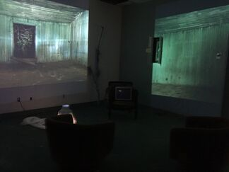 The Dreamer Who Dreams, installation view