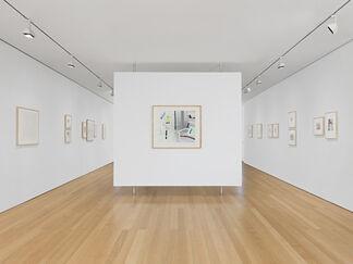 Roy Lichtenstein: Nudes and Interiors, installation view