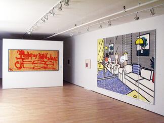 Big Paper Winter, installation view