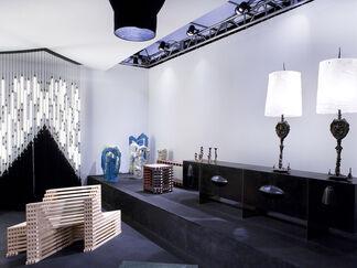 Patrick Parrish Gallery at Design Miami/ 2015, installation view