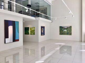 Barnard Collective, installation view