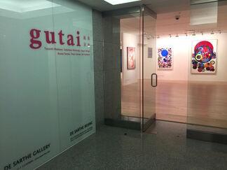 gutai, installation view
