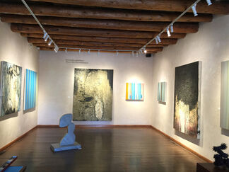 Edward Lentsch and Willy Bo Richardson, installation view