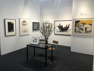F.L. Braswell Fine Art at Art on Paper 2020, installation view